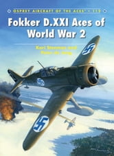 Fokker D.XXI Aces of World War 2 ebook by Kari Stenman