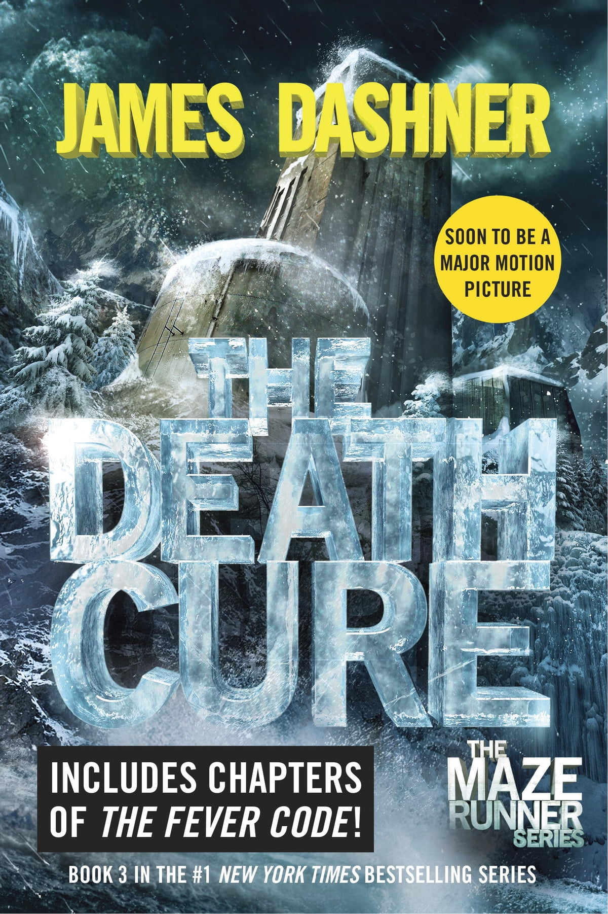 The fever code ebook by james dashner 9780553513110 rakuten kobo the death cure ebook by james dashner fandeluxe Ebook collections