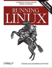 Running Linux ebook by Matthias Kalle Dalheimer,Matt Welsh