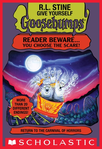 Goosebumps ebook yourself give