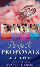 Perfect Proposals Collection (Mills & Boon e-Book Collections) eBook by Ally Blake, Lindsay Armstrong, Kate Hardy,...