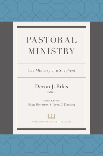Pastoral Ministry - The Ministry of a Shepherd ebook by