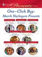 One-Click Buy: March 2009 Harlequin Presents 電子書籍 by Helen Bianchin, Diana Hamilton, Julia James,...