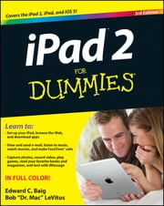 iPad 2 For Dummies ebook by Edward C. Baig,Bob LeVitus