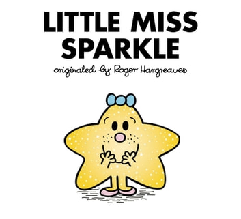 Little Miss Sparkle ebook by Adam Hargreaves