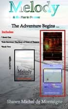 Melody and the Pier to Forever: The Adventure Begins ... ebook by Shawn Michel de Montaigne
