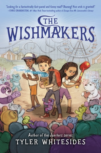 The Wishmakers Ebook By Tyler Whitesides 9780062568335 Rakuten Kobo