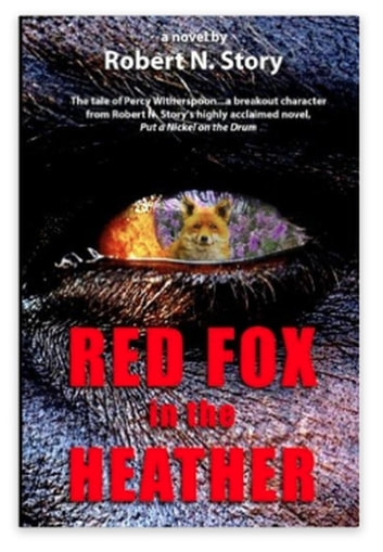 Red Fox in the Heather ebook by Robert N. Story