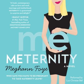 Meternity audiobook by Meghann Foye