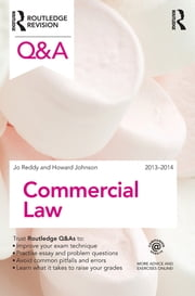 Q&A Commercial Law 2013-2014 ebook by Howard Johnson,Jo Reddy
