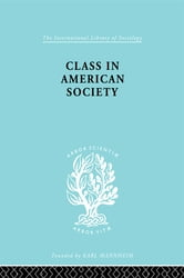 Class American Socty Ils 103 ebook by
