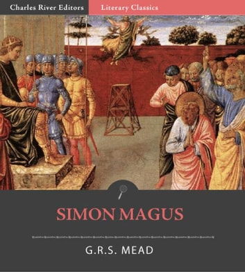 Simon Magus 電子書 by G.R.S. Mead