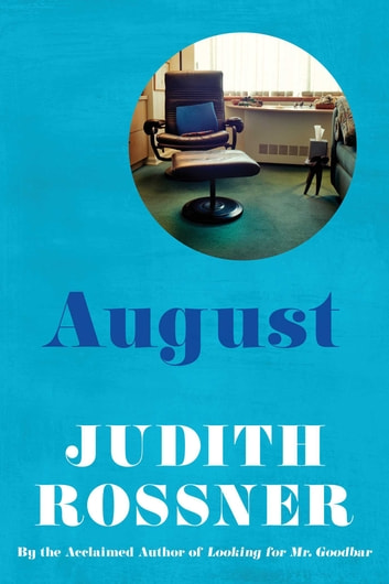 August ebook by Judith Rossner