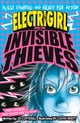 Electrigirls and the Invisible Thieves - eKitap yazarı: Jo Cotterill,Cathy Brett