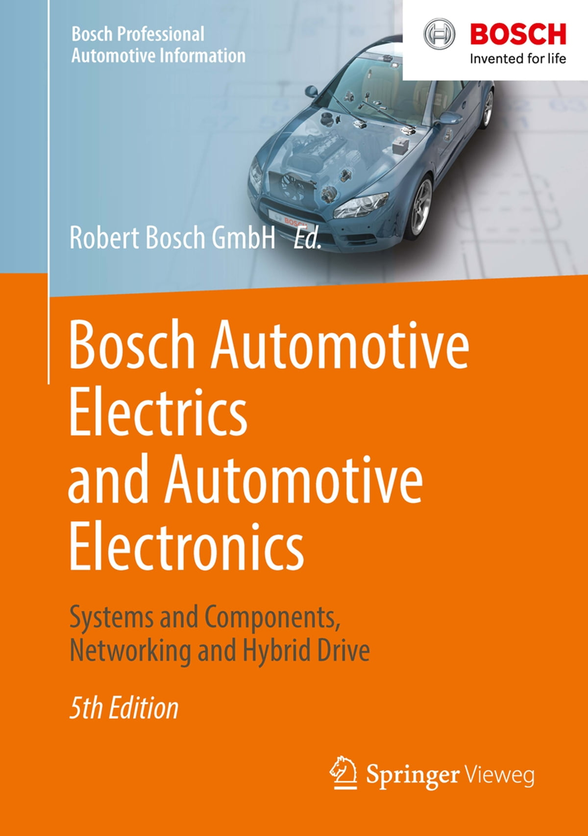 Bosch Automotive Electrics and Automotive Electronics eBook by -  9783658017842 | Rakuten Kobo