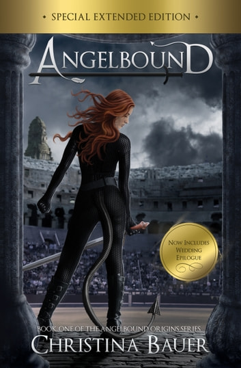 Angelbound - New & Lengthened 2019 Edition ebook by Christina Bauer