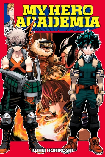 My Hero Academia, Vol. 13 - A Talk About Your Quirk eBook by Kohei Horikoshi