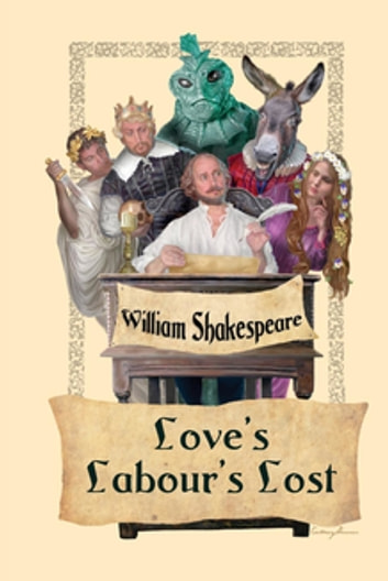 Love's Labour's Lost 電子書 by William Shakespeare