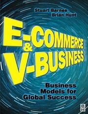 E-Commerce and V-Business ebook by Stuart Barnes,Brian Hunt