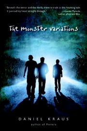 The Monster Variations ebook by Daniel Kraus