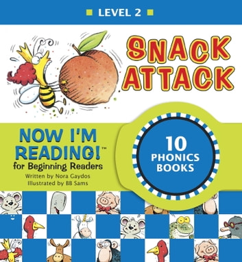 Now I'm Reading! Level 2: Snack Attack ebook by Nora Gaydos