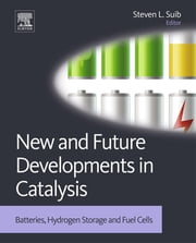 New and Future Developments in Catalysis - Batteries, Hydrogen Storage and Fuel Cells ebook by Steven L Suib