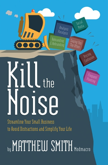 Kill the Noise ebooks by Matthew Smith