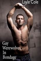 Gay Werewolves in Bondage ebook by Layla Cole
