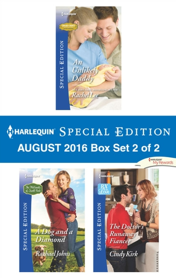 Harlequin Special Edition August 2016 Box Set 2 of 2 - An Anthology eBook by Rachel Lee,Rachael Johns,Cindy Kirk