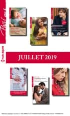 12 romans Passions + 1 gratuit (n°803 à 808 - Juillet 2019) ebook by