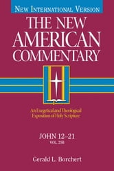 The New American Commentary Volume 25 B - John 12-21 ebook by Gerald  L. Borchert