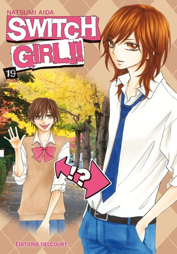 Switch Girl T19 ebook by Natsumi Aida