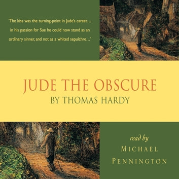 Jude the Obscure audiobook by Thomas Hardy