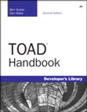 TOAD Handbook ebook by Bert Scalzo,Dan Hotka