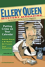 Ellery Queen Mystery Magazine - Issue# 2 - Penny Publications LLC magazine