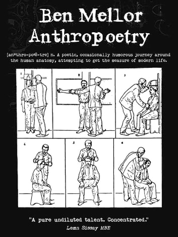 Anthropoetry ebook by Ben Mellor
