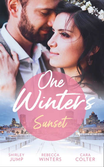 Marry Me For Christmas.One Winter S Sunset The Christmas Baby Surprise Marry Me Under The Mistletoe Snowflakes And Silver Linings Mills Boon M B