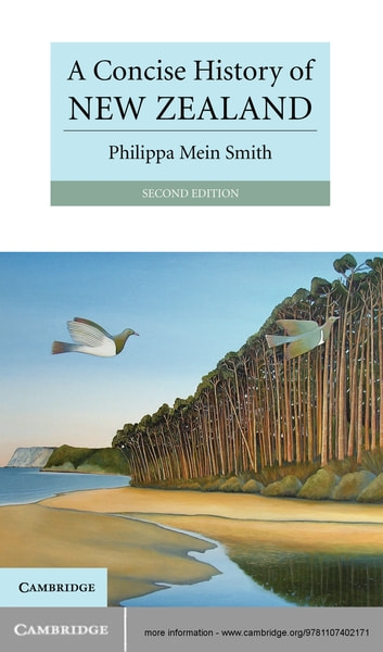 A Concise History of New Zealand ebook by Philippa Mein Smith