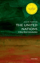 The United Nations: A Very Short Introduction ebook by Jussi M. Hanhim?ki