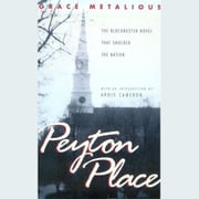 Peyton Place audiobook by Grace Metalious