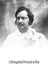 A Distinguished Provincial at Paris ebook by Honore de Balzac