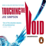 Touching The Void audiobook by Joe Simpson