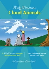Cloud Animals - Molly Moccasins ebook by Victoria Ryan O'Toole