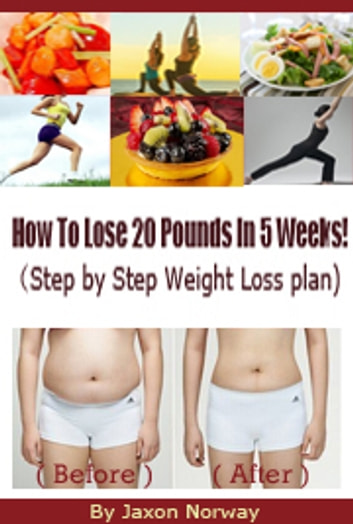 How to Lose 20 Pounds in 5 Weeks! (Step By Step Weight Loss Plan)