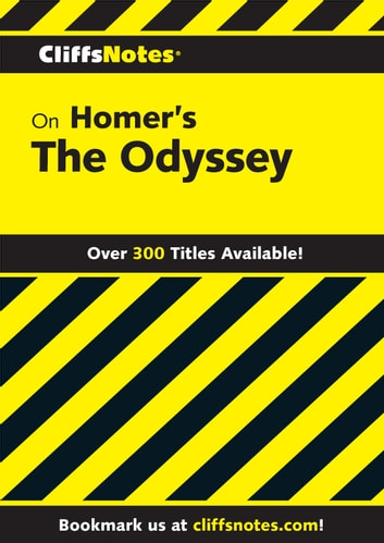 CliffsNotes on Homer's The Odyssey ebook by Stanley P Baldwin