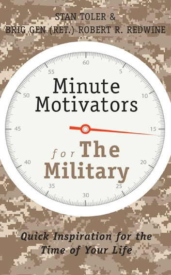 Minute Motivators for Military ebook by Stan Toler,Robert Redwine