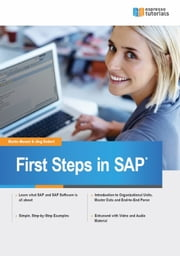 First Steps in SAP ebook by Martin Munzel