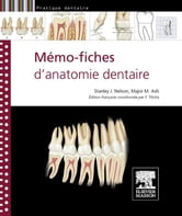 Mémo-fiches d'anatomie dentaire ebook by Stanley J. Nelson,Major M. Ash,Françoise Tilotta