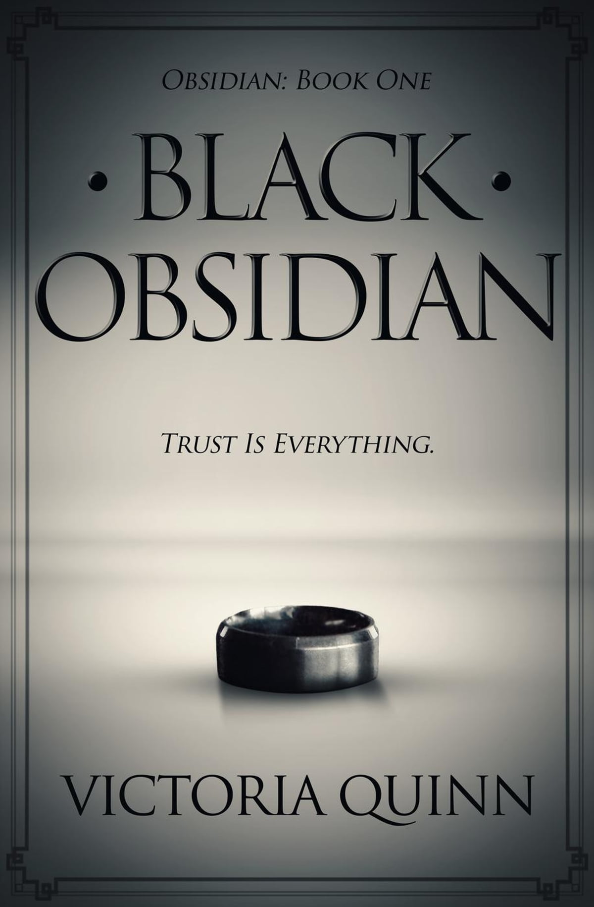 Black Obsidian  Obsidian, #1 Ebook By Victoria Quinn