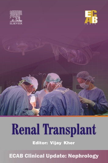 Renal Transplant - ECAB ebook by